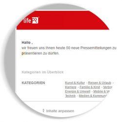 lifePR Pressemitteilung